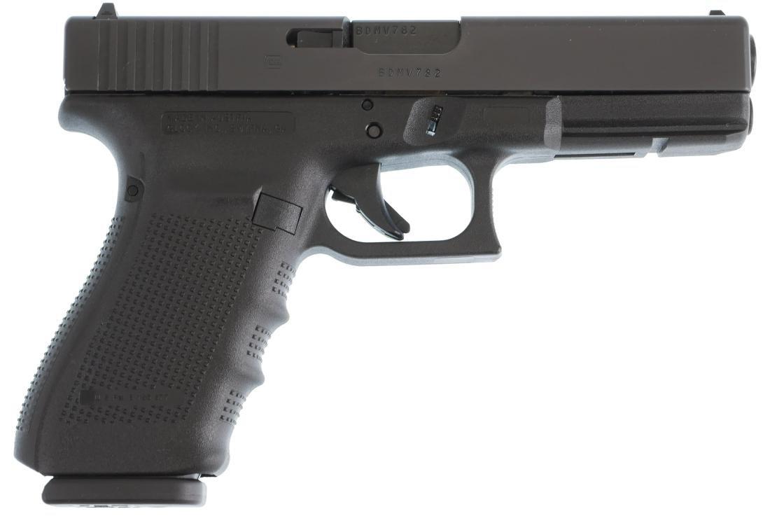 Firearm: Glock 20 Gen 4 10mm Auto Pistol
