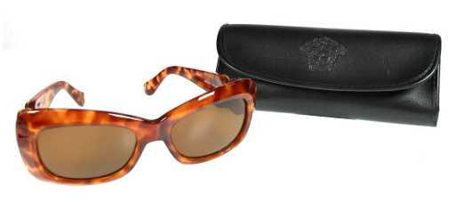 11d69694015a9 GIANNI VERSACE Medusa Ladies Sunglasses