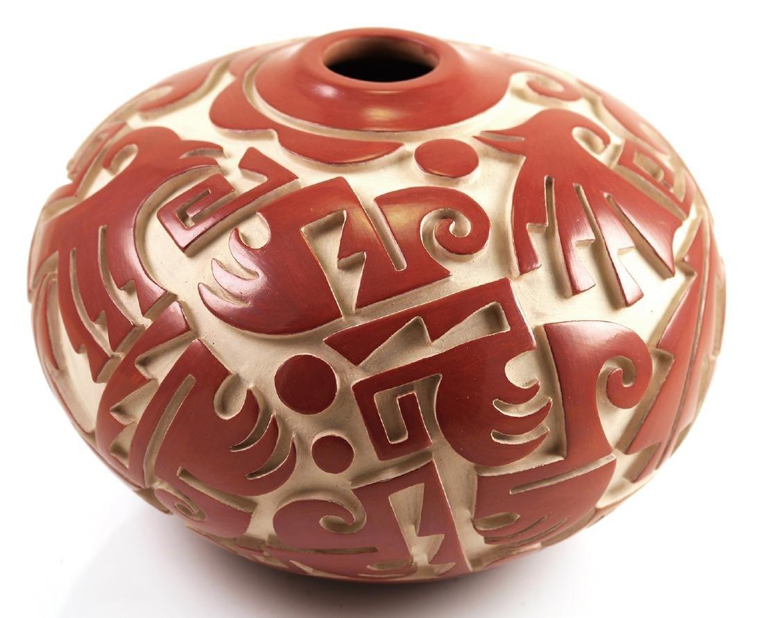 TAMMY GARCIA, Santa Clara Pueblo Pottery