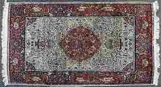 PERSIAN PICTORIAL 5x8 Oriental Rug
