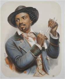 After WILLIAM S. MOUNT, The Bone Player, 1857