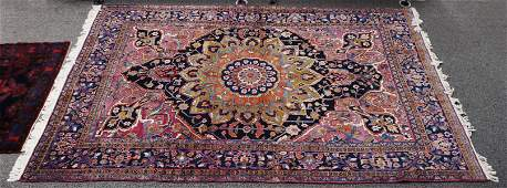 Hand Knotted HERIZ Oriental Persian Rug