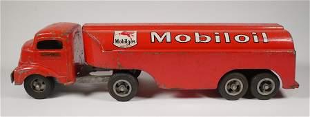 Smitty Toys Smith Miller Mobilgas Oil Tanker Truck