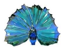 Swarovski SCS Crystal PEACOCK ARYA Annual Edition