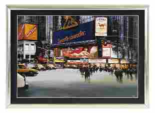 LUIGI ROCCA, New York Times Square 2001