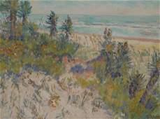 ANNA ELIZABETH ALLEN, Oil on Canvas