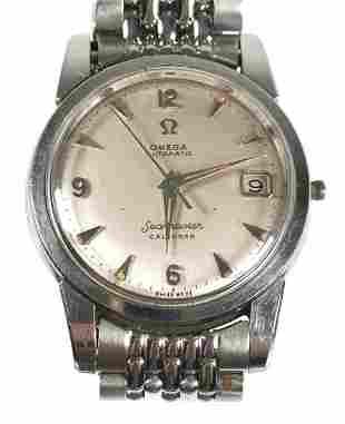 Vintage OMEGA Automatic Seamaster Calendar Watch