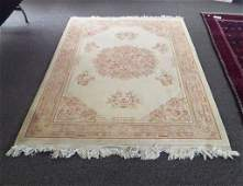 Chinese Sculpted 80Line Rug 6612 x 104