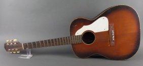 Vintage Silvertone Parlor Guitar