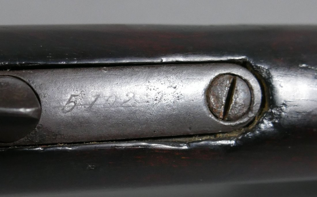1873 WINCHESTER .44-40 cal Lever Action Rifle - 10