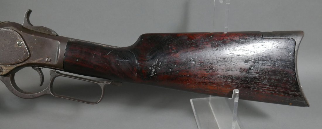 1873 WINCHESTER .44-40 cal Lever Action Rifle - 2