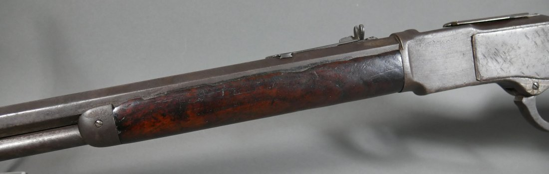 1873 WINCHESTER .44-40 cal Lever Action Rifle - 4