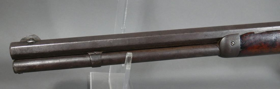 1873 WINCHESTER .44-40 cal Lever Action Rifle - 5