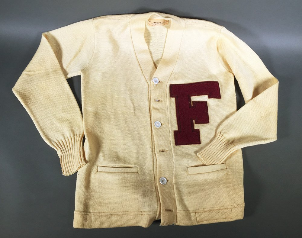 1950s FLORIDA STATE UNIVERSITY Letter Sweater