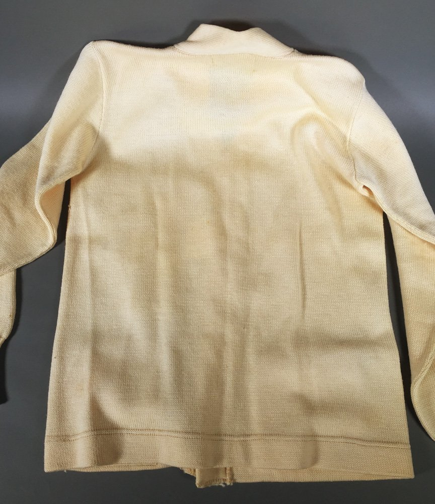 1950s FLORIDA STATE UNIVERSITY Letter Sweater - 4