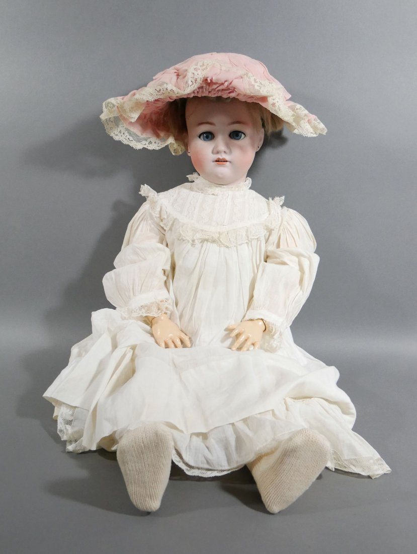 "Simon Halbig JUTTA 1348 German Doll 28"" High"