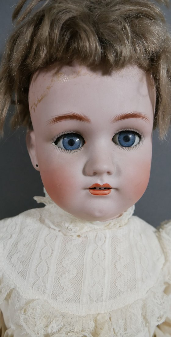 "Simon Halbig JUTTA 1348 German Doll 28"" High - 4"