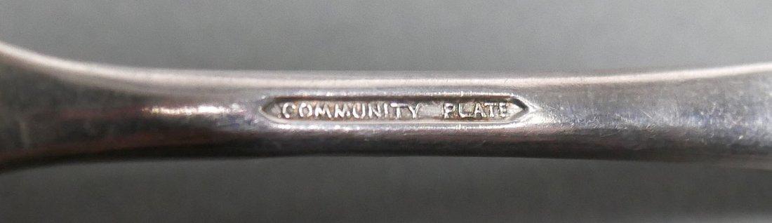 Community BIRD OF PARADISE Silver Flatware - 5