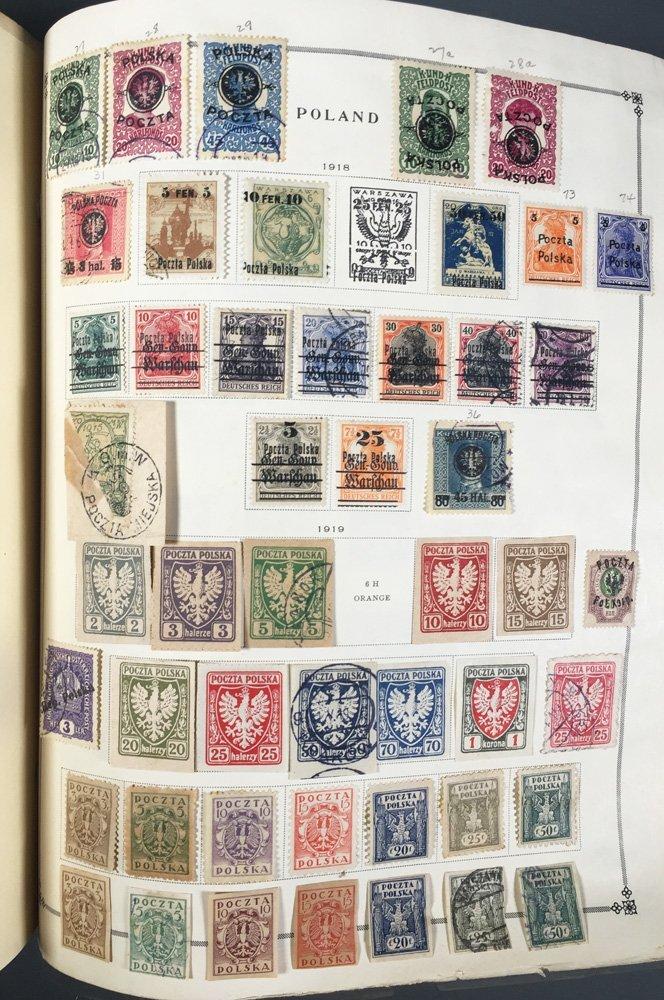 Postage Stamp Collection, Scott International - 10