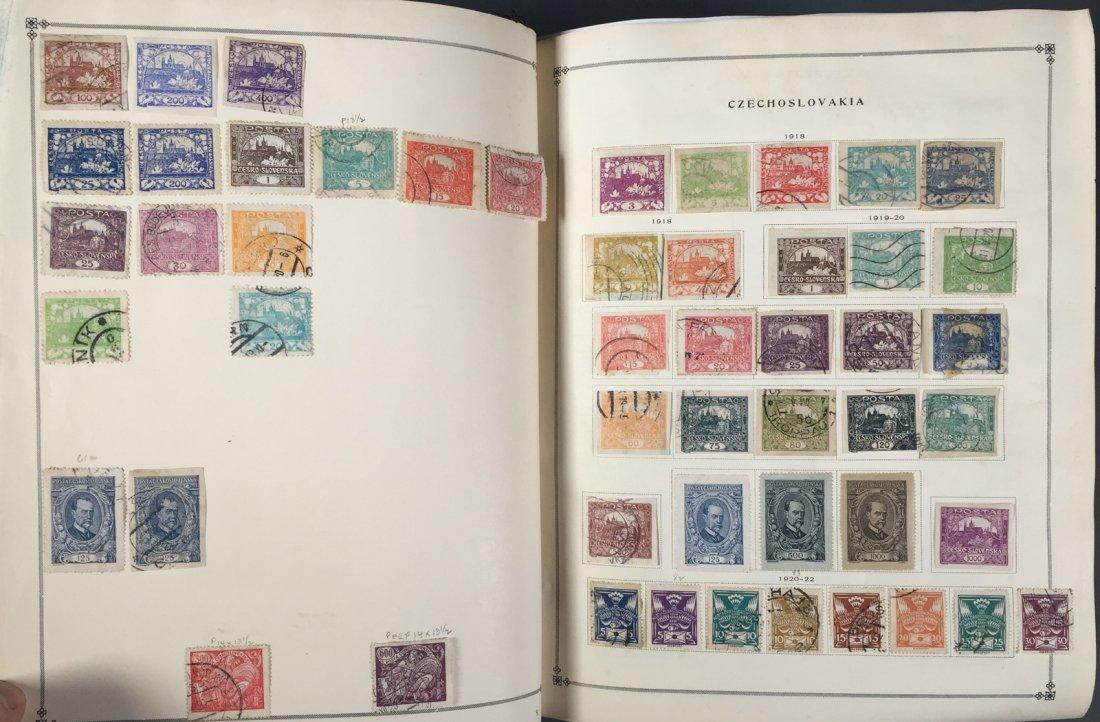 Postage Stamp Collection, Scott International - 2