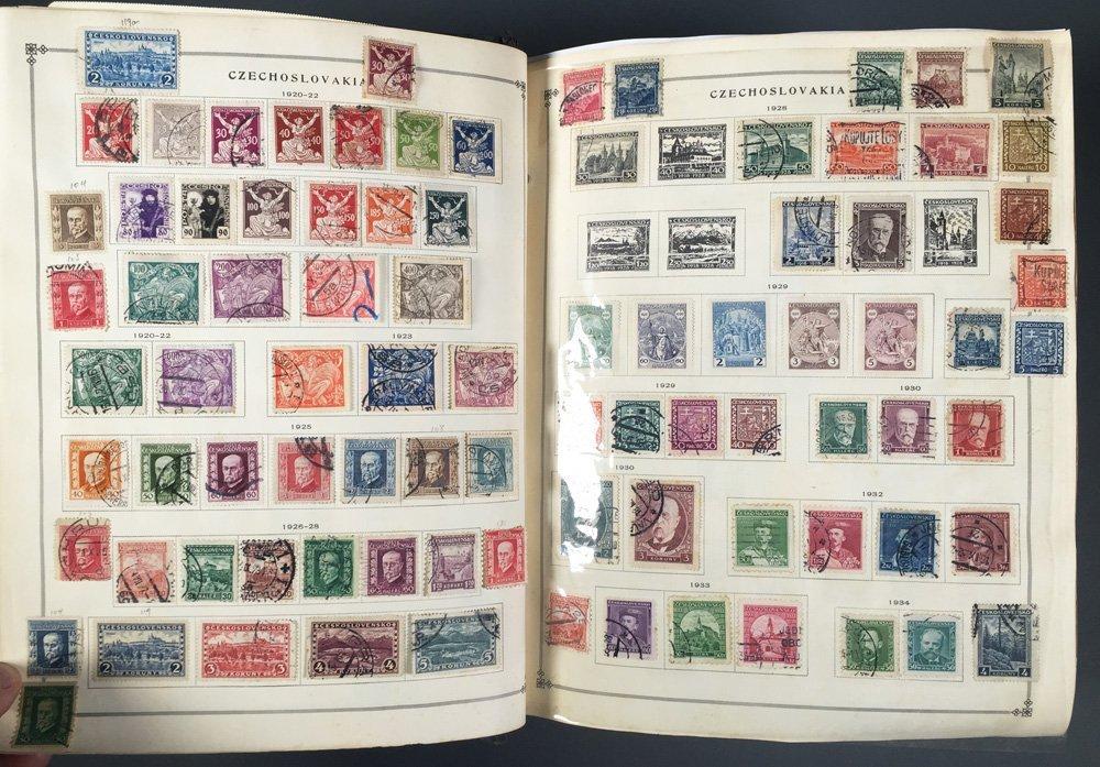 Postage Stamp Collection, Scott International - 3