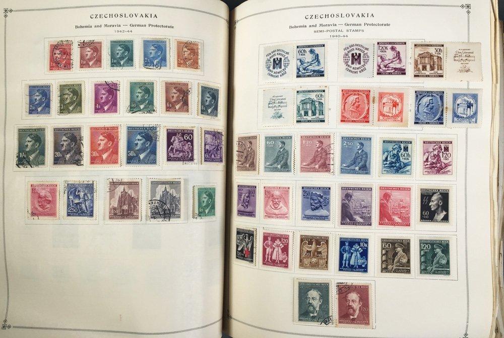 Postage Stamp Collection, Scott International - 4