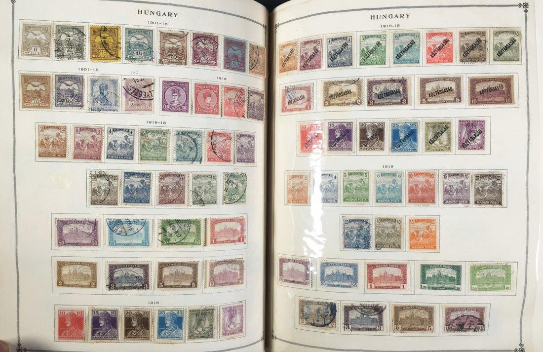 Postage Stamp Collection, Scott International - 6