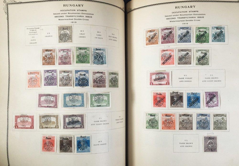 Postage Stamp Collection, Scott International - 7