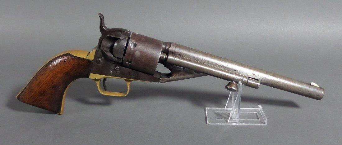 1861 COLT Navy Cartridge Conversion Pistol