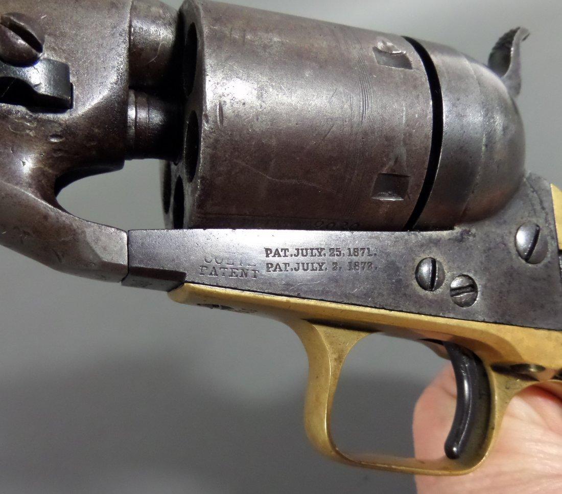 1861 COLT Navy Cartridge Conversion Pistol - 6