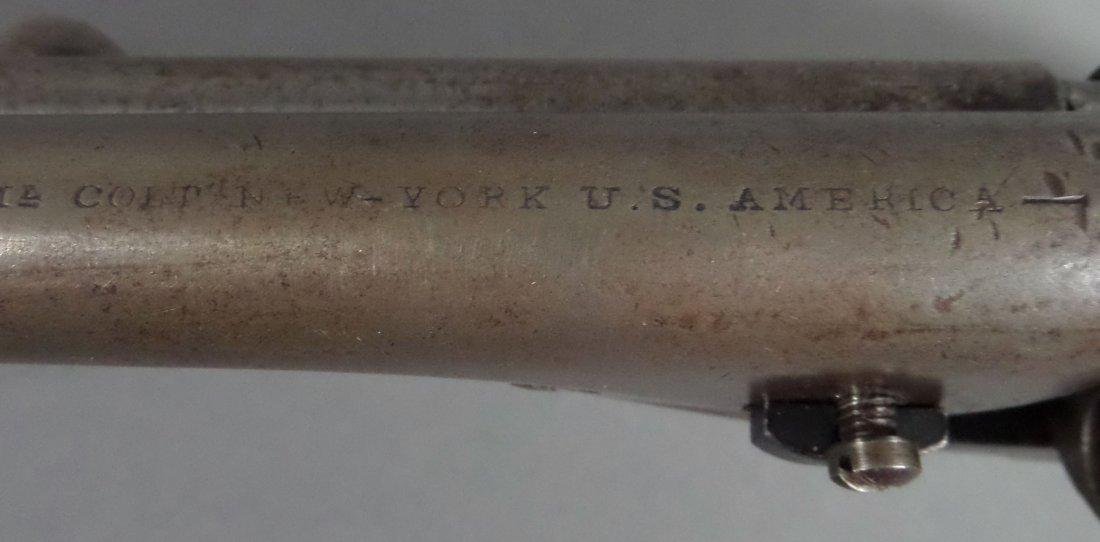 1861 COLT Navy Cartridge Conversion Pistol - 8
