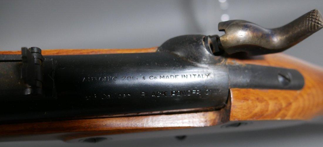 19C Style .58 cal Black Powder Percussion Rifle - 10