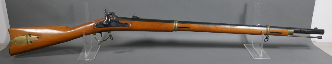 19C Style .58 cal Black Powder Percussion Rifle - 8