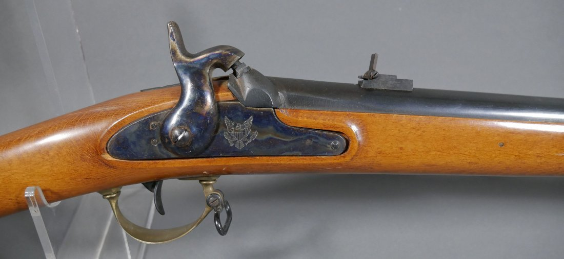 19C Style .58 cal Black Powder Percussion Rifle - 9