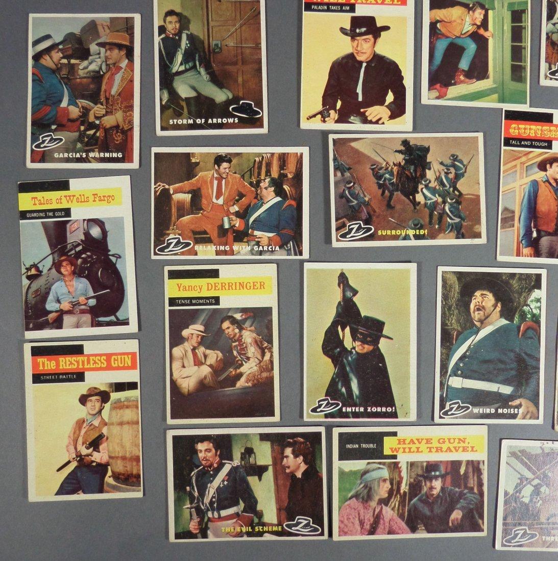 1960s Zorro & TV Trading Cards, Gunsmoke - 2