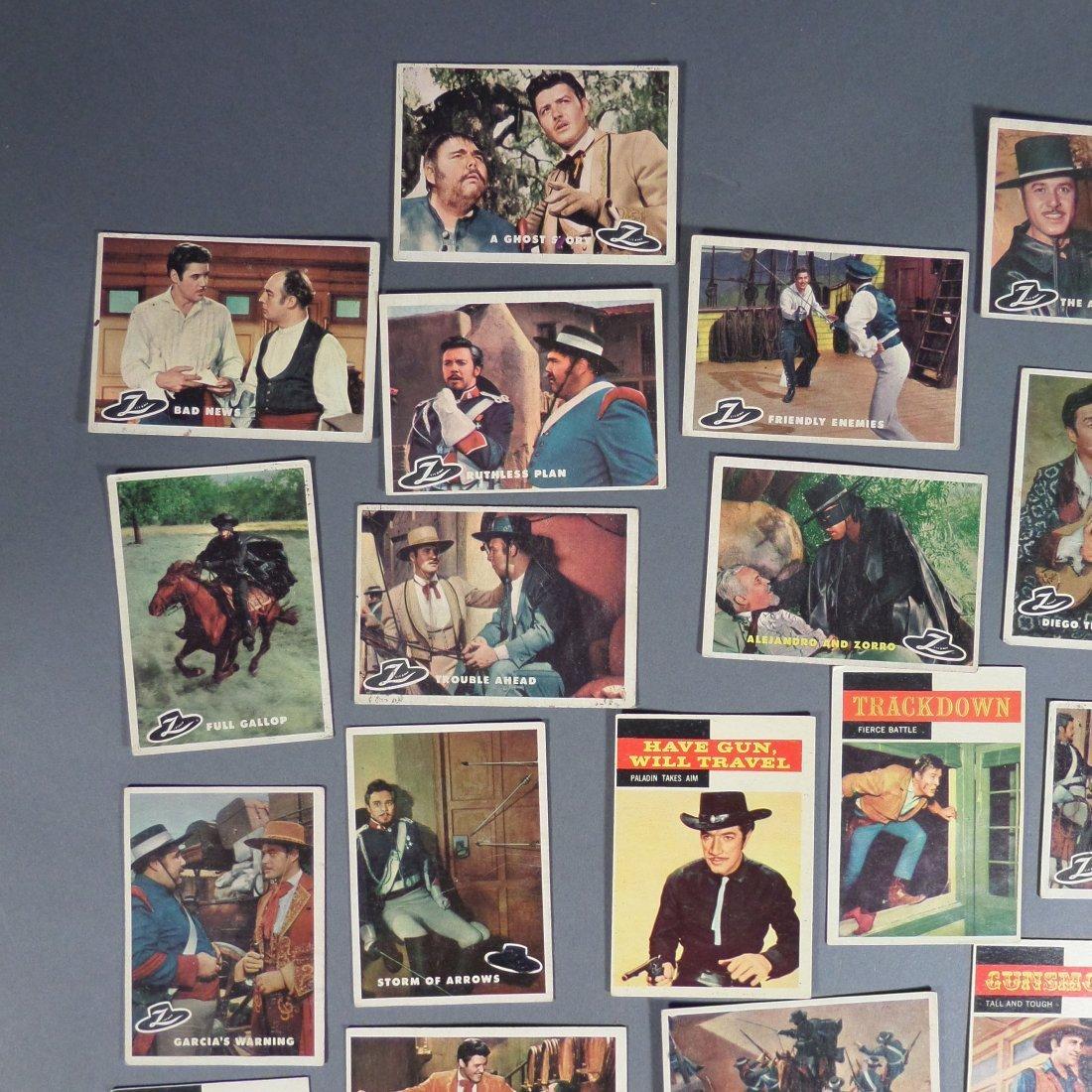 1960s Zorro & TV Trading Cards, Gunsmoke - 4