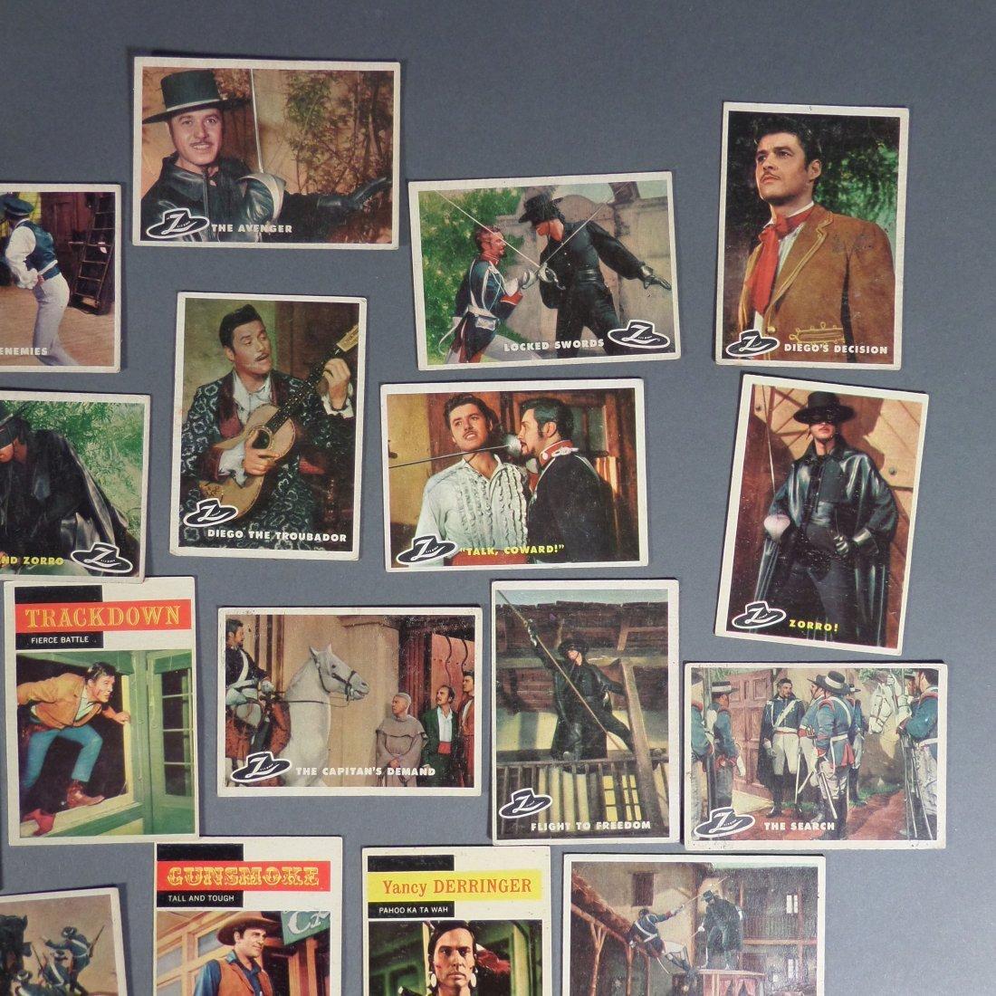 1960s Zorro & TV Trading Cards, Gunsmoke - 5