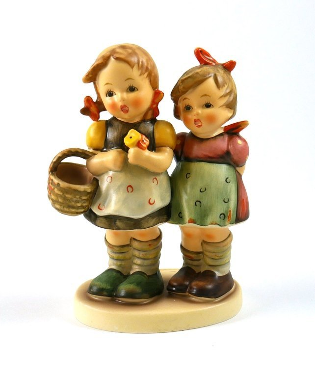 3 HUMMEL Goebel Figurines West Germany - 4