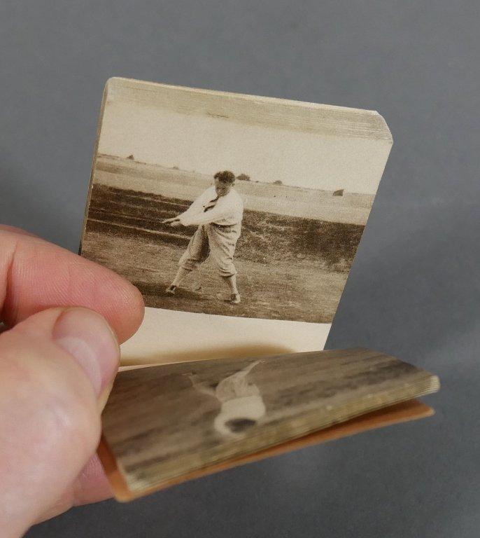 Rare Vintage Golf FLIP BOOKS - 3