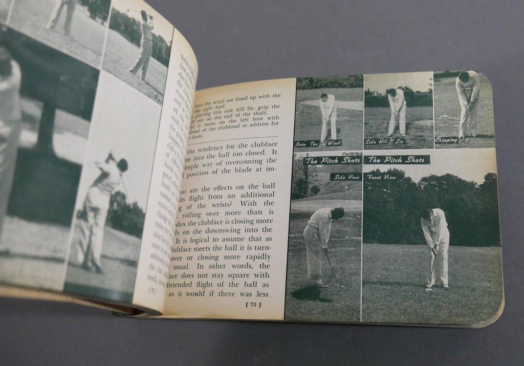 Rare Vintage Golf FLIP BOOKS - 6