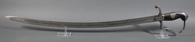 British Light Cavalry 1796 Model Sabre Sword