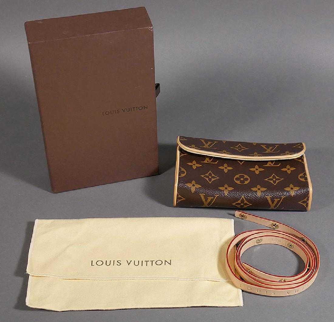 65bb4ca7cb6cd LOUIS VUITTON Florentine Pochette Waist Bag Purse
