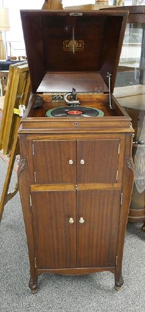 050224 Thomas A Edison Fireside Phonograph Model A