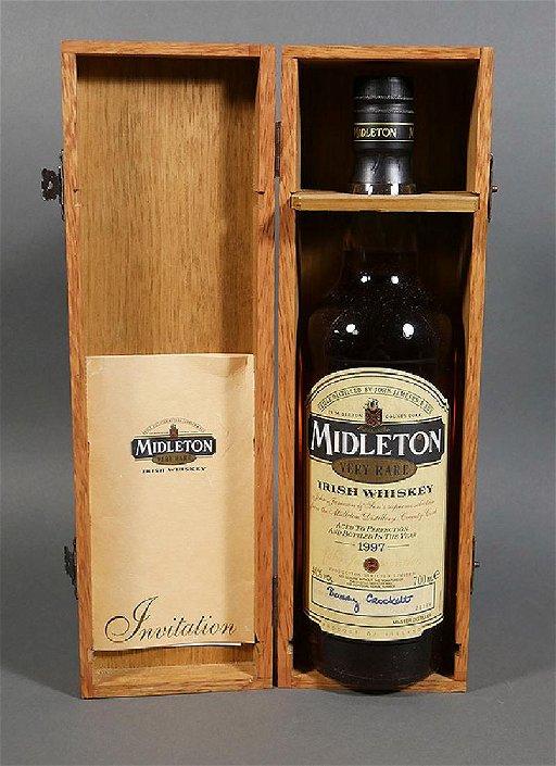 1997 MIDLETON Very Rare IRISH WHISKEY Sealed