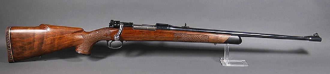 1944 German byf Mauser 30 06 Rifle Custom Stock