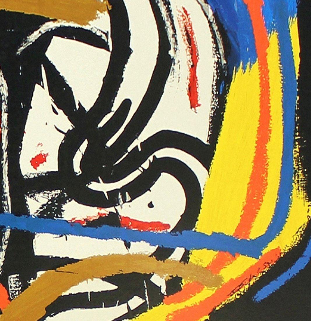 Untitled Head by Jean-Michel Basquiat: Screenprint 2001 - 7