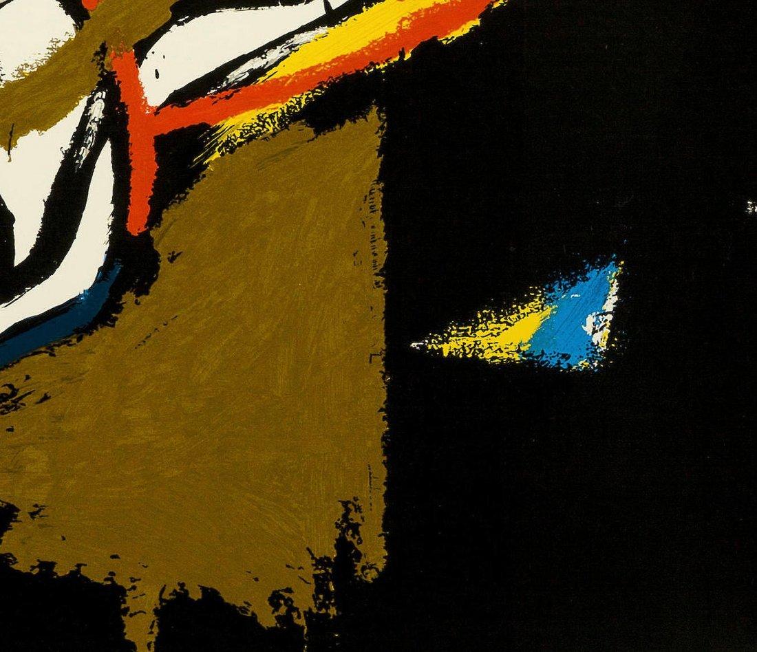 Untitled Head by Jean-Michel Basquiat: Screenprint 2001 - 8