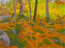 3146 Brett McEntagart RHA b1939 Wicklow Mountain A
