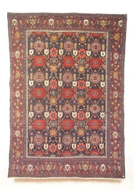 5005: Antique Senneh rug, Sanandaj (Senneh), Hamadan pr