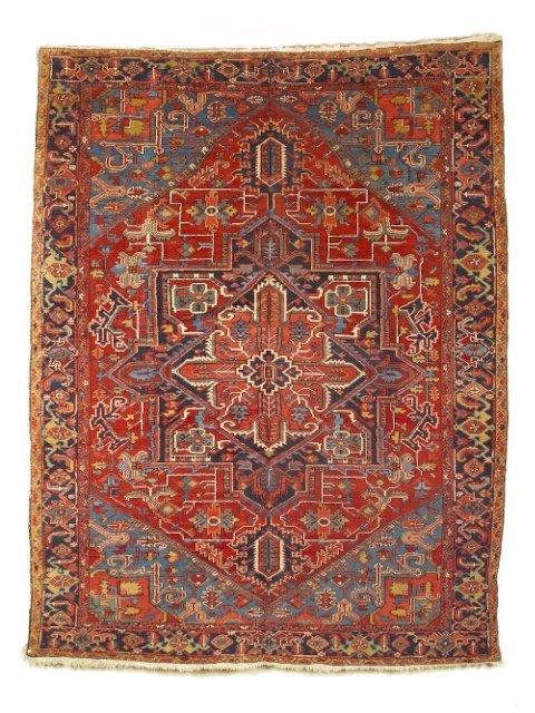 5011: Antique Karadja carpet, Karadja district, N.W. Pe